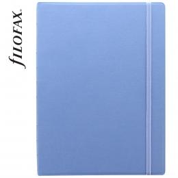 Égkék A4 Filofax Notebook Classic Pastel