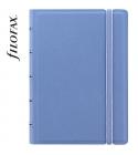 Égkék Pocket Filofax Notebook Classic Pastel