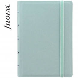 Menta Pocket Filofax Notebook Classic Pastel