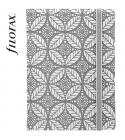 Szürke Pocket Filofax Notebook Impressions