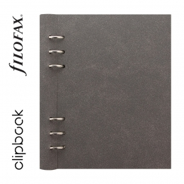 Szürke A5 Filofax Clipbook Architecture