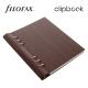 Rózsafa A5 Filofax Clipbook Architecture