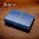 Kék A5 Filofax Domino határidőnapló