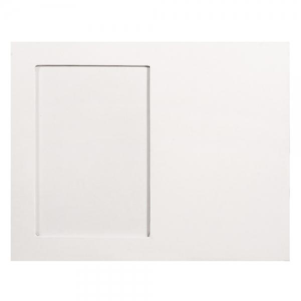 23x18 cm díszíthető papírmasé fotókeret