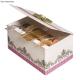 Washi tape tároló papírmasé doboz