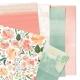 Virágosat álmodtam | A5 scrapbookpapír készlet