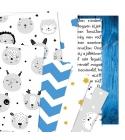 Mókás | A5 scrapbookpapír készlet
