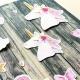 Csillámpóni | papír díszítőelem készlet