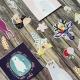 Tavaszi állatok   papír díszítőelem készlet