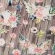 Virágözön | papír díszítőelem készlet