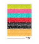 Szócímkék | kivágóív – élénk színű