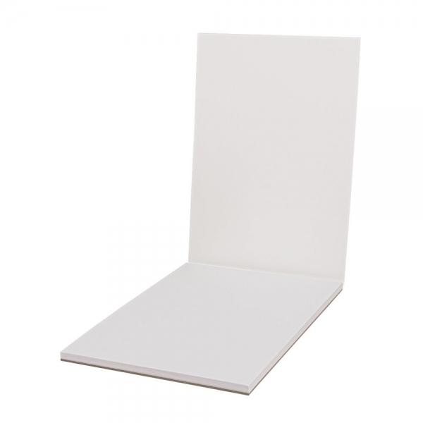 A5 fehér akvarellpapír tömb 20 lap 200g
