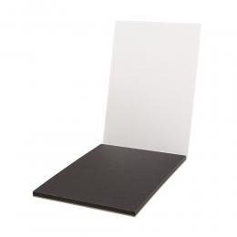 A5 fekete akvarellpapír tömb 20 lap 270g