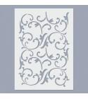 Inda I. stencil