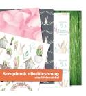 Idén is lesz tavasz | scrapbook alkotócsomag