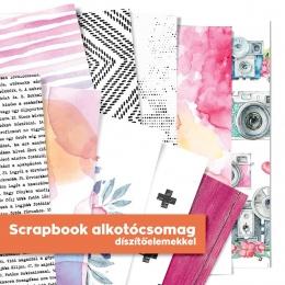 Kattints | scrapbook alkotócsomag