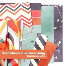 Az ősz egy második tavasz | scrapbook alkotócsomag