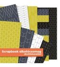 Helló új otthon   20x20 scrapbook alkotócsomag