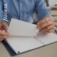 Pocket vonalas pasztell jegyzetlap | Filofax Notebook