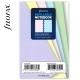 Pocket üres pasztell jegyzetlap | Filofax Notebook