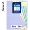 A5 vonalas pasztell jegyzetlap | Filofax Notebook
