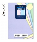 A5 ponthálós jegyzetlap pasztell színű | Filofax Notebook