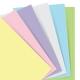 Pocket négyzethálós jegyzetlap pasztell színű | Filofax