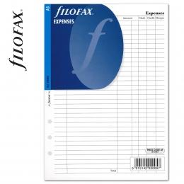 A5 Költségtervező fehér | Filofax