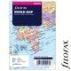 Pocket Világtérkép | Filofax
