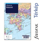 A5 Világtérkép | Filofax