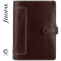 Barna Pocket Filofax Holborn határidőnapló