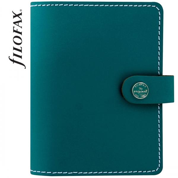 Aqua Pocket Filofax Original határidőnapló