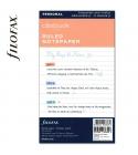 Personal Vonalas jegyzetlap fehér   Filofax Clipbook