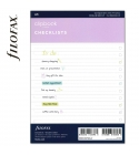 A5 tennivalók jegyzetlap | Filofax Clipbook