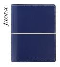 Kék Pocket Domino Filofax határidőnapló