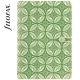 Zöld-fehér Personal Filofax Impressions határidőnapló