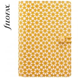 Sárga-fehér Personal Filofax Impressions határidőnapló