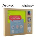 Körte A5 Clipbook Kreatív készlet | Filofax gyűrűs füzet