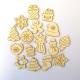 Mézeskalács | scrapbook alkotócsomag