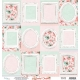 """Sweetest Christmas scrapbookpapír készlet 12"""" 30,5x30,5 cm"""