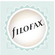 Filofax határidőnapló