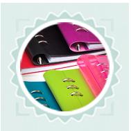 Filofax® Clipbook jegyzetfüzet