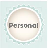 Personal méret