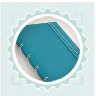 Filofax® Notebook jegyzetfüzet