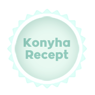 Konyha | Recept