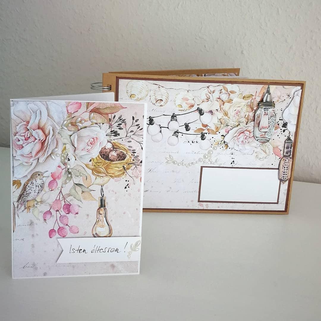 Dear Diary minialbum és képeslap