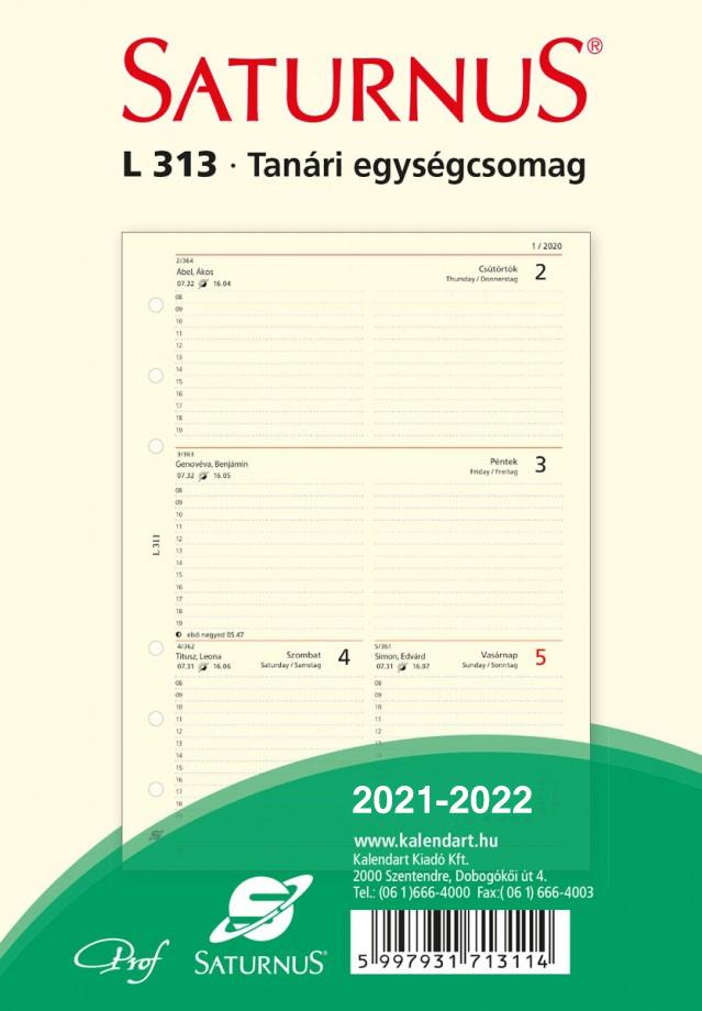 Határidőnapló betét pedagógus gyűrűs kalendárium használók figyelmébe